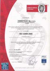 ISO 22000:2005 EN