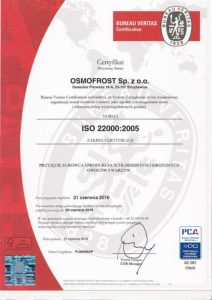 ISO 22000:2005 PL